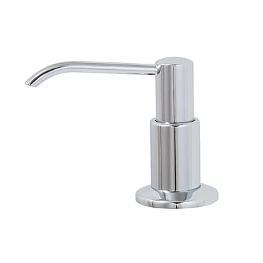Premier Faucet 12 Ounce Soap Dispenser; Chrome