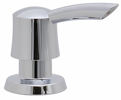 Premier Faucet 17.5-Oz. Soap Dispenser II; Chrome