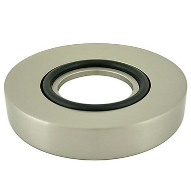 Elements of Design South Beach Mounting Vessel Sink Ring; Satin Nickel