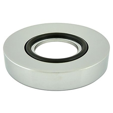 Elements of Design South Beach Mounting Vessel Sink Ring; Polished Chrome