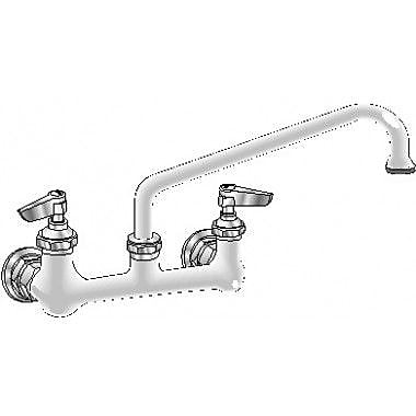 Aero Manufacturing 8'' O.C. Faucet 14'' Heavy Duty Spout