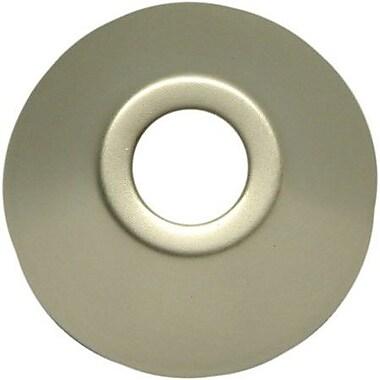Elements of Design Decorative Escutcheon Bell Flange; Satin Nickel