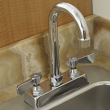 A-Line by Advance Tabco Deck Mounted Bar Sink Faucet