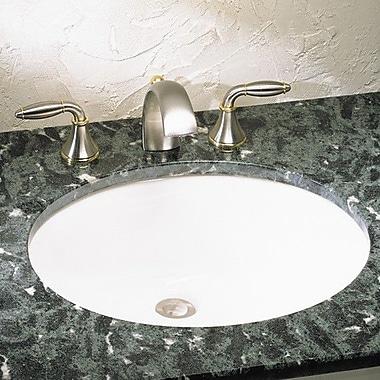 American Standard Ovalyn Oval Undermount Bathroom Sink w/ Overflow