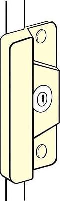 DON-JO MFG INC. Latch Protector; Silver Coat