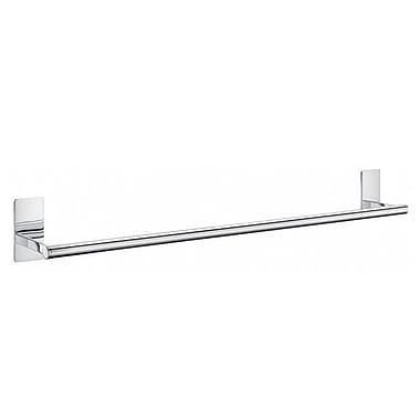 Smedbo Pool Single 24.8'' Wall Mounted Towel Bar