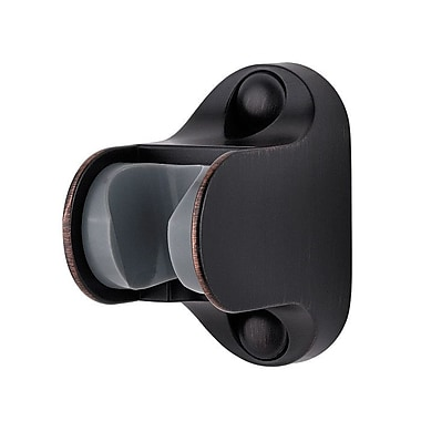 Pfister Adjustable Handheld Shower Wall Mount; Tuscan Bronze