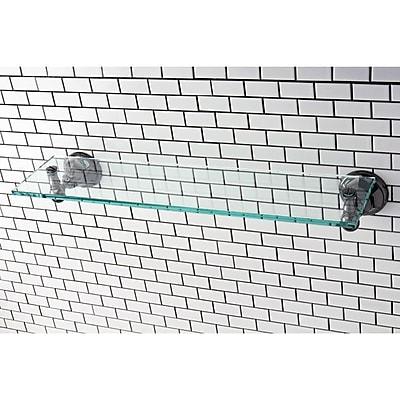Kingston Brass Water Onyx Wall Shelf