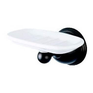 Elements of Design Restoration Chicago Soap Dish; Oil Rubbed Bronze