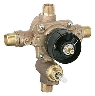Grohe Grohsafe Universal Pressure Balance Rough-in Valve w/ Diverter