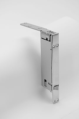 DON-JO MFG INC. Automatic Flush Bolt; Brass