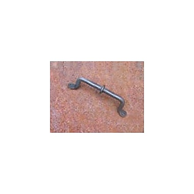 Artesano Iron Works Door Pull; Natural Iron