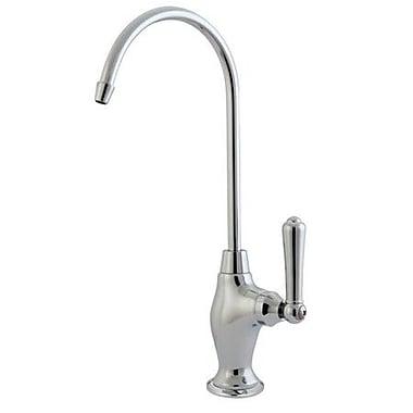 Kingston Brass Magellan Turn Water Filtration Faucet; Polished Chrome
