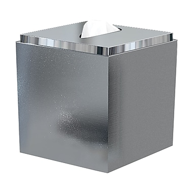 NU Steel Kingston Boutique Tissue Box Cover