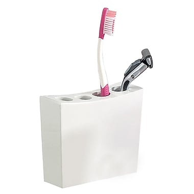 NU Steel Elegant Toothbrush Holder