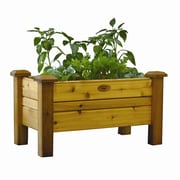 Gronomics Cedar Planter Box; 34''