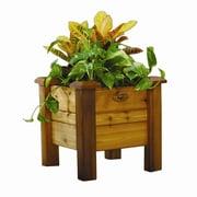 Gronomics Cedar Planter Box; 18''