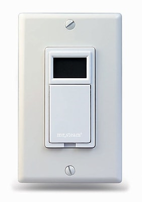 Mr. Steam Wall Mount Electric Towel Warmer Digital Timer