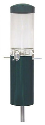 Nature Products Classic Pole Mount Tube Bird Feeder WYF078276449770