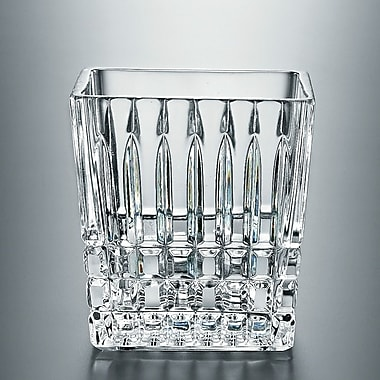 Majestic Crystal Crystal Cotton Swab Holder Tumbler