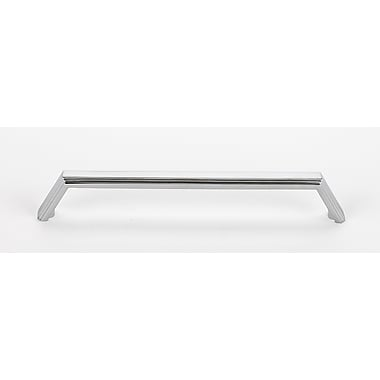 Alno Appliance Pulls 12'' Center Appliance Pull; Polished Chrome