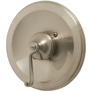 Estora Brescia Dual Function Faucet Shower Faucet Trim Only; Brushed Nickel