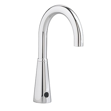 American Standard Selectronic Single Hole Electronic Faucet Less Handles; 0.5 GPM