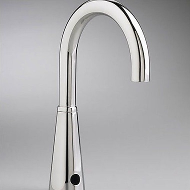American Standard Selectronic Single Hole Electronic Faucet Less Handles; 2.2 GPM