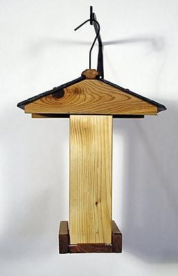 Audubon Carriage Mixed Seed Hopper Bird Feeder (WYF078276263375) photo