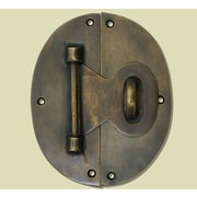 Gado Gado Hardware Oval Lock w/ Hook