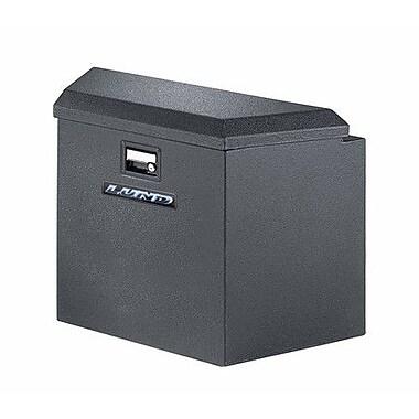Lund Inc. Trailer Tongue Box; Black