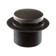 Delta Classic Toe Operated Stopper for RP693 Drain; Venetian Bronze