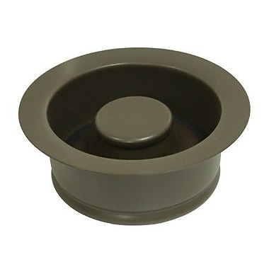 Elements of Design Garbage Disposal Flange; Oil Rubbed Bronze