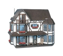 Dollhouses & Puppet Theater