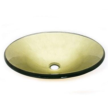 Legion Furniture Circular Vessel Bathroom Sink
