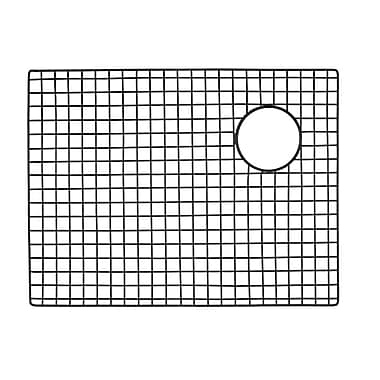 Native Trails Sink 22.5'' x 17'' Bottom Sink Grid; Stainless Steel