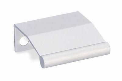Schwinn Hardware Tab 1 1/4'' Center Finger Pull; Matte Chrome