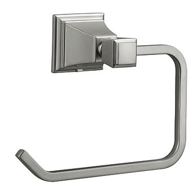 Design House Torino Wall Mounted Towel Ring; Satin Nickel