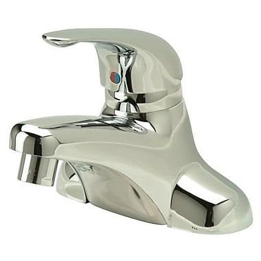 Zurn Sierra Single Handle Single Hole Bathroom Faucet