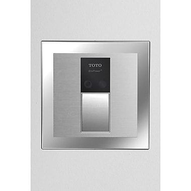 Toto Sensor 1.6 GPF Toilet Flush Valve w/ Cover (Back Spud Floor)