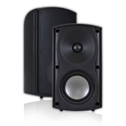 "OSD Audio® AP490 100 W 4"" Indoor/Outdoor Patio Speaker, Black"