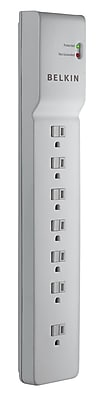 Belkin® BE107000-07-CM 7-Outlets 750 Joule Commercial Surge Protector With 7' Cord