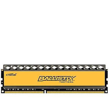 Crucial® 32Gb (4 X 8Gb) Ddr3 (240-Pin Sdram) Ddr3 1600 (Pc3 12800) Memory Module