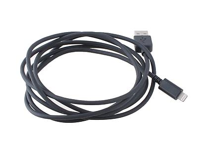Codi® Apple® 6' Lightning Cable, Black