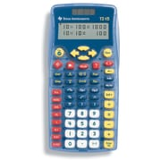 Texas Instruments TI15TK 11 Digit Scientific Calculator, Blue