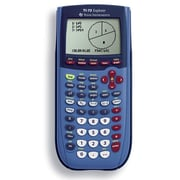 Texas Instruments TI 73TP Graphing Calculator Teacher Pack, Blue by