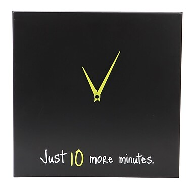 Nexxt Snooze Wall Clock