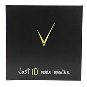 "Nexxt HN18357-7INT 14"" Snooze Clock"