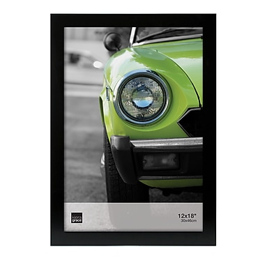 Nexxt Langford Wood Poster Frame with Glass, 12