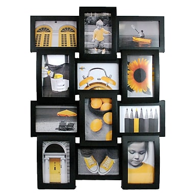 Nexxt Curve Picture Collage Wall Frame, 4